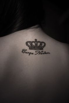 crown #tattoo