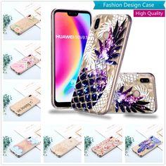 3dc473e29ae7 Caso Capa for Huawei P20 P8 Mate 10 Lite Pro Thin TPU Soft Phone Case High