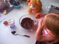 """Gâteau aux 3 ingrédients   La boîte à créas - pour enfin répondre à la question """"On fait quoi aujourd'hui?"""""""