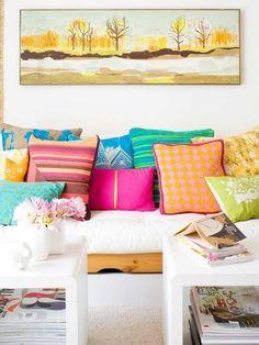 Brilliant Decorative Pillow Ideas