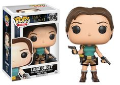 Lara Croft Funko Pop! vinyl figure