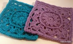 Pukado By Patricia Stuart: Crochet Your Mood Blanket - Week 1! Free Crochet Pattern!