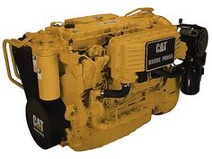 Ride the Waves Confidently with Caterpillar Marine Power Systems