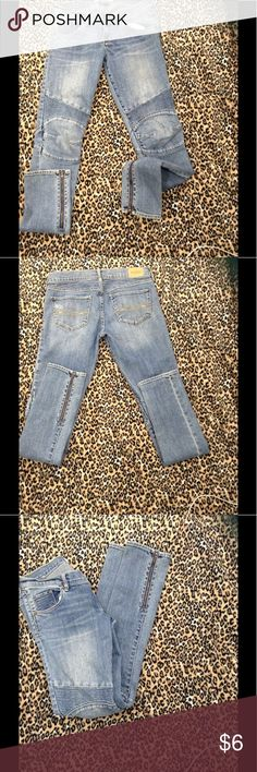 Spotted while shopping on Poshmark: Abercrombie! #poshmark #fashion #shopping #style #Abercrombie & Fitch #Denim
