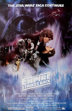 At the Movies: Star Wars: Episode V - The Empire Strikes Back (19...