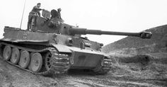 The German Tiger Tank 131, Captured In Battle In Tunisia In 1943, Now In The Tank Museum (Watch)