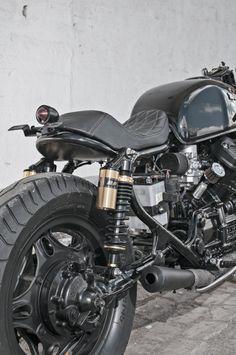 Made Men Bikes - Honda CX 500_7