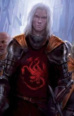 Prince Daemon Targaryen was a member of House Targaryen and the uncle and husband of Princess Rhaenyra Targaryen, whose claim he supported in the Dance ...