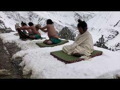 仁波切雪地拙火修持2 の視頻分享 - YouTube Wim Hof, Tibet, Youtube, Youtubers, Youtube Movies