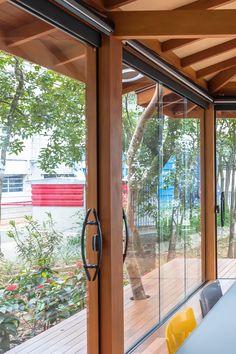 Backyard Gazebo, Backyard Patio Designs, Design Exterior, Door Design, Little House Plans, Living Room Wall Units, Interior Design Kitchen, Bathroom Design Luxury, Architectural House Plans