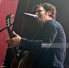 Singer Robert Levon Been of the American band Black Rebel Motorcycle Club performs live during a concert at the Astra on June 26, 2015 in Berlin, Germany.