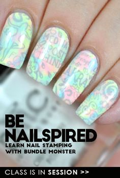 122 Best Art Of Stamping Images On Pinterest In 2018 Nail Stamping