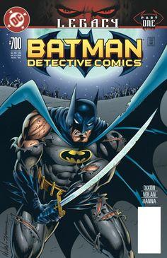 BATMAN_LEGACY_VOL__1_TPUna mortífera plaga ha sido desatada sobre Gotham City, obligando a los ciudadanos más ricos de Gotham a refugiarse en un gueto dorado de su propio diseño, sin saber que el dinero no protege contra el virus.  Ahora le toca a Batman y Robin encontrar una cura para el misterioso virus, con la ayuda de Catwoman y Azrael.  Y cuando el virus vuelve en forma mutada, Batman y sus aliados deben correr por todo el mundo para encontrar su fuente y una cura.  Esta nueva edición…