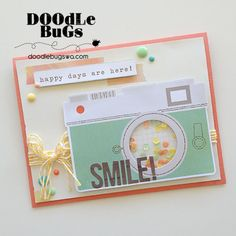 Doodlebugs: July Paper Crafting Kits Projects
