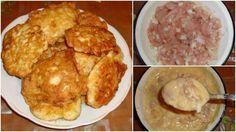 KUŘECÍ PLACIČKY Lahodné a křupavé. Takový je jednoduchý recept na kuřecí prsa, kterým neodolá NIKDO. INGREDIENCE MÁ DOMA KAŽDÝ   Navodynapady.cz Czech Recipes, Lchf, French Toast, Chicken Recipes, Food And Drink, Menu, Cooking Recipes, Cheese, Breakfast