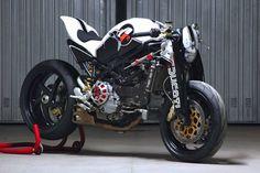 PAOLO TESIO # Ducati Monster S4R, 996cc