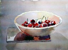 Yong Hong Zhong,  A bowl of #cherries