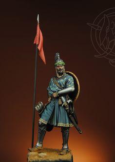 Turcoman Cavalryman , mid - 15th C • Ver Tema - Novedades Romeo Models