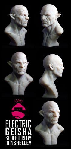 Ojore -  Man of War, Jonathan Shelley on ArtStation at http://www.artstation.com/artwork/ojore-man-of-war