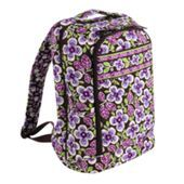 This is the laptop backpack in Plum Petals!!  This is a good deal only until Jan.5. Instead of being the originally high priced total of $108.00 it is $54.00  I absolutely love this color and for such an insane deal it is the absolute must have for anyone who is into Vera Bradley! Get yours at VeraBradley.com!!!!! I cant decide what to buy from the website it is literally such a hard decision to make!! To many awesome colors and styles to chose from!!