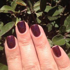 Ногти сломаны, но когда это меня останавливало! 😁Один из любимых #cirquecolors Ambrosia #nail_il #nailru #nails #nail_ru…