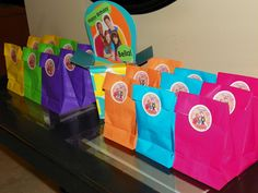 Fresh Beat Band Party bags