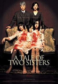 Poster for ' A Tale of Two Sisters'.
