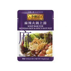 Hot Pot Sichuan soep 75 gram | AsianFoodLovers.nl