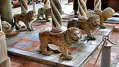Lions in Ravello