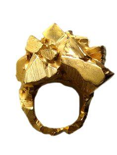 Cubes Of Gold | Imogen Belfield