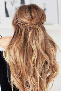 Easy Long Hairstyles for Valentine's Day picture3