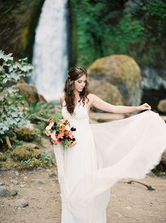 Pacific Northwest Elopement Inspiration
