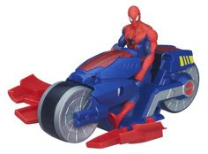Amazing Spider-Man 2: Spider Strike Racers: Blaze Wing Cycle 2
