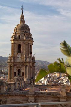 Visiones de un Viajero: LOS MELLIZOS, cocina andaluza en el centro de Mála...