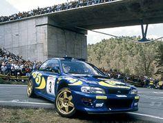 Subaru Impreza WRC '97