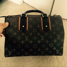 Speedy mirage noir Speedy mirage noir like new condition if interested nidhisharma80@gmail. 100% authentic with money back guarantee email for better price nidhisharma80@gmail. Can do face time to show the bag Louis Vuitton Bags