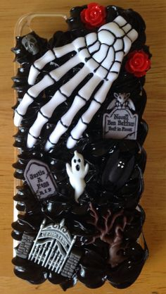 Gothic Cell Phone Case
