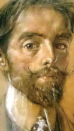 Self-portrait - Leo Gestel (1881 - 1941)