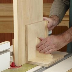 Router-Table Pushblock