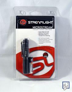 Streamlight Microstream Led Pen Light 66318