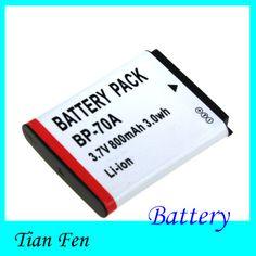 $4.55 (Buy here: https://alitems.com/g/1e8d114494ebda23ff8b16525dc3e8/?i=5&ulp=https%3A%2F%2Fwww.aliexpress.com%2Fitem%2FHot-Sale-1pcs-BP-70A-BP-70A-BP70A-Rechargeable-Camera-Battery-For-Samsung-PL80-ES70-SL50%2F1845016526.html ) Hot Sale 1pcs BP-70A BP 70A BP70A Rechargeable Camera Battery For Samsung PL80 ES70 SL50 SL600 for just $4.55