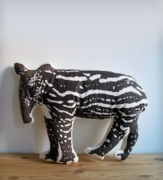 Baby Tapir Pillow...awesome