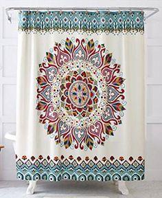 World Explorer Medallion Fabric Shower Curtain 72 inch by... https://www.amazon.com/dp/B00SG7B7WO/ref=cm_sw_r_pi_awdb_x_phd6ybHFCVHG6