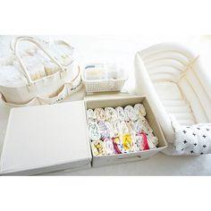 赤ちゃんと暮らすために◎毎日を可愛く便利にするアイディア特集 | folk Miffy, Our Baby, Baby Room, Magazine Rack, Cabinet, Kids, Inspiration, Furniture, Storage Ideas