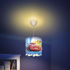 Hanglamp Philips Disney Cars 717513216 #philipsdisney #disneylamp #kinderlamp #lamp123.nl #inspiratie #kinderkamer