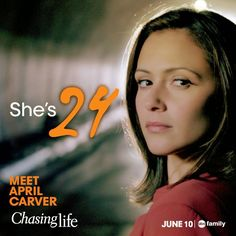 TV Worth Blogging About: Chasing Life - Pilot Review