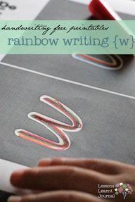 Free handwriting pri