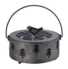 DECOLE atelier No.11 mosquito-coil holder Forest Kayariki