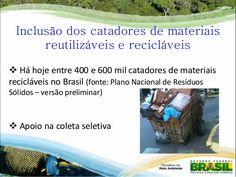 FRANK E SUSTENTABILIDADE: CATADORES DE RECICLÁVEIS NO BRASIL
