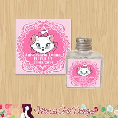 Etiqueta para frasco aromatizador